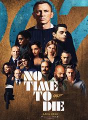 007 - No Time To Die  (SENIORBIO)